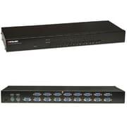 INTELLINET® 506496 16 Port Rack-Mount KVM Switch