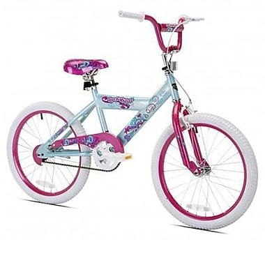 Kent Bicycles Lucky Star Girls Bike, Pink/Blue, 8 - 14 Years (32017)