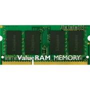 Kingston® KVR16S11S8/4 4GB (1 x 4GB) DDR3 SDRAM SoDIMM DDR3-1600/PC-12800 Laptop RAM Module