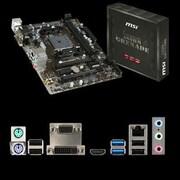 msi® 32GB Micro ATX Desktop Motherboard, AMD A68H (A68HM Grenade)