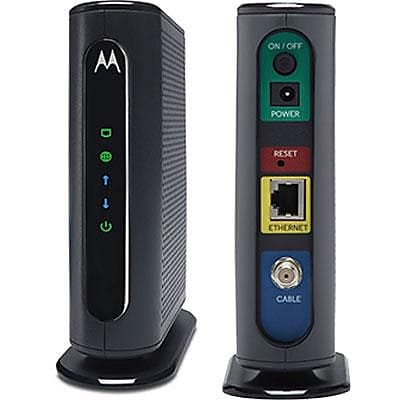 Motorola MB722010 8 x 4 Cable Modem
