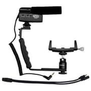 MXL® MMVE001 Mobile Media Videographer's Essentials Kit