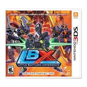 "Nintendo® ""LBX: Little Battlers eXperience"" Role Playing Nintendo 3DS Game Software (CTRPADNE)"
