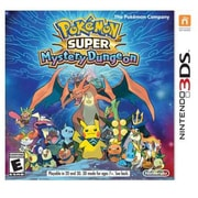 "Nintendo® ""Poke mon Super Mystery Dungeon"" Role Playing Nintendo 3DS Game Software (CTRPBPXE)"