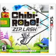 "Nintendo® ""Chibi-Robo! Zip Lash"" Action/Adventure Nintendo 3DS Game Software (CTRPBXLE)"