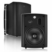 OSD Audio® AP640 150 W Patio Outdoor Speaker, Black