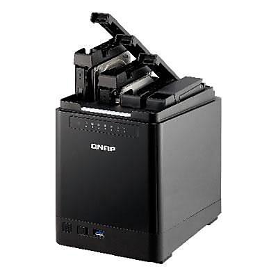 Qnap Turbo TS-453mini 4 Bay Diskless NAS Server