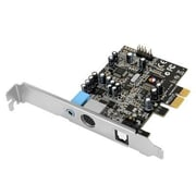 SIIG® IC-510211-S1 DP SoundWave 5.1 PCI Express Sound Card
