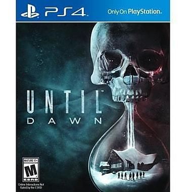 Until Dawn, PlayStation 4 [Download]