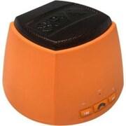 Spy Collective YA3300N SIREN Portable Bluetooth Speaker, Orange