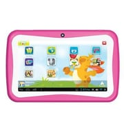 "Supersonic® Munchkins SC-774KT 7"" Kids Tablet, 4GB, Android 5.1 Lollipop, Pink"