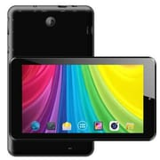 "Supersonic® SC-8800 7"" Tablet; 8GB, Android 4.4 KitKat, Black"