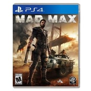 "Take-Two® Action/Adventure ""Mad Max"" PS4 Game Software (1000423873)"