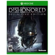 Take-Two® Action/Adventure Dishonored Definitive Edition Gaming Software, Xbox One (17068)