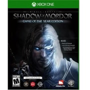 WB® Me Action/Adventure Shadow of Mordor Goty Gaming Software, Xbox One (1000568292)