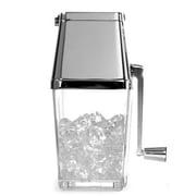 Taylor® 2 Quarts Metrokane Rabbit Ice Crusher, Clear/Chrome (W7177)