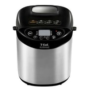 T-fal® ActiBread Programmable Gluten-Free Breadmaker, Silver (PF311E51)