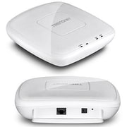 TRENDnet® TEW-755AP 300 Mbps PoE Wireless Access Point with Software Controller, White