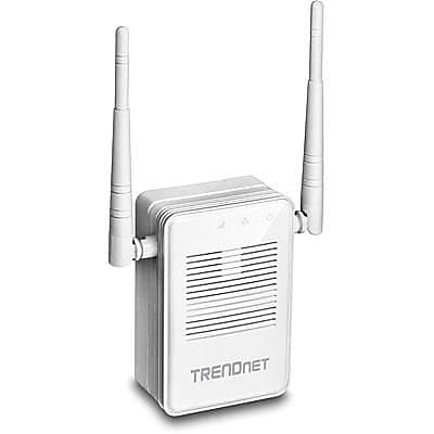 TRENDnet® TEW-822DRE 1.17 Gbps Wireless Range Extender, White