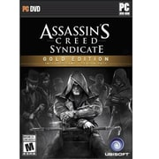 Ubisoft® Assassin's Creed Syndicate Gold Edition Action/Adventure Game Software, Windows, DVD-ROM (UBP60821060)