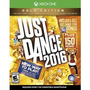 Ubisoft® Music & Party/Dance Just Dance 2016 Gold Edition Gaming Software, Xbox One (UBP50421065)