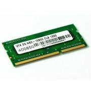 VisionTek® 900448 2GB (1 x 2GB) DDR3 SDRAM SoDIMM DDR3-1333/PC-10600 Laptop RAM Module