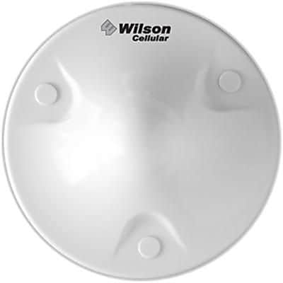 Wilson® weBoost 301121 Dual Band Dome Antenna, White