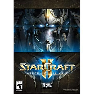 Activision® StarCraft II: Legacy Of The Void Game Software, Windows (72968)