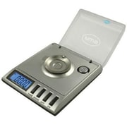 American Weigh Scales 0.7055 oz. Portable Milligram Digital Scale, Silver (GEMINI-20)