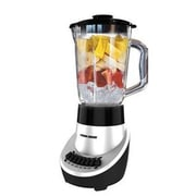 Black & Decker™ FusionBlade™ 12-Speed Blade Blender, Black/Silver (BL1130SG)