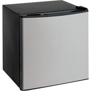 Avanti 1.4 Cu. Ft. Refrigerator w/Freezer, Black with Platinum (VFR14PS-IS)