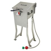 Bayou Classic® 700-725 2.5 gal Gas Deep Fryer with Stainless Basket