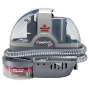 Bissell® SpotBot® Pet Portable Carpet Cleaner, Silver Sparkle/Jus Tin Silver (33N8)