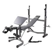 Body Flex Olympic Weight Bench, Black (BCB5860)