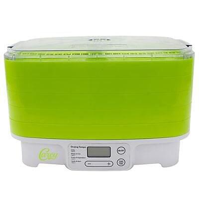 Chard™ 5-Tray Digital Food Dehydrator, Green (DD5)
