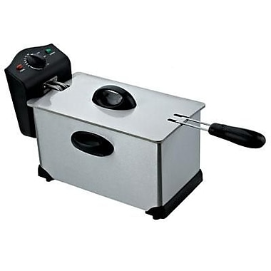Chard™ DF3E 3 ltr Electric Deep Fryer with Stainless Basket