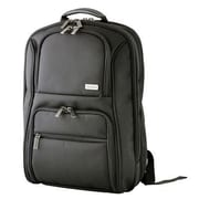 Codi® CT3 Checkpoint Friendly Apex X2 Black Nylon Laptop Backpack (C6070)