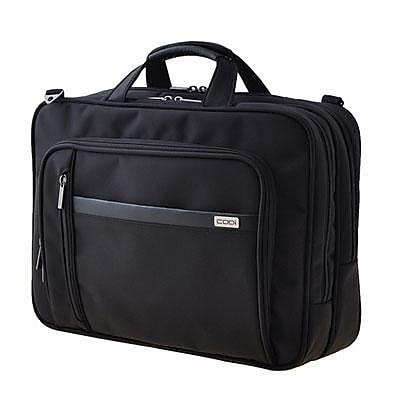 Codi® Engineer X2 Black Ballistic Nylon Case for 17.3