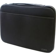 "Codi® Black Neoprene/Ballistic Nylon Sleeve for 15.6"" Laptop (C1224)"
