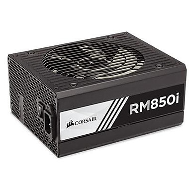Corsair® RMi Series™ RM850i Modular Power Supply, 850 W, for ATX12V v2.4 & EPS 2.92 Motherboard (CP-9020083-NA)