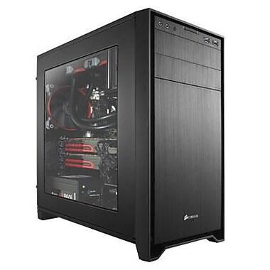 Corsair® Obsidian Series® 350D Window Mid-Tower Computer Case, 6xBay, for Mini ITX/Micro ATX Motherboard (CC-9011029-WW)