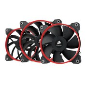 Corsair® Air Series AF120 Performance Edition High Airflow Cooling Fan, 1650 RPM, 120 mm (CO-9050004-WW)