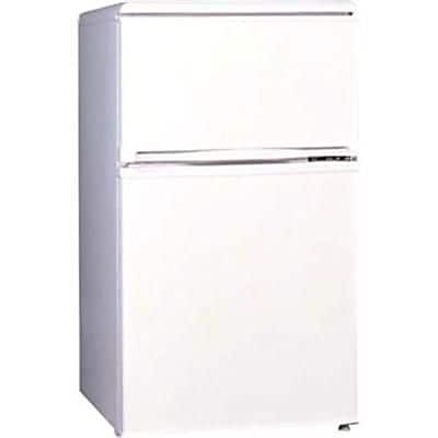 Curtis FR832 Full Width Double Section Mini Refrigerator, White 2109940