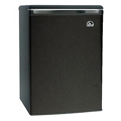 Curtis FR320I Full Width Single Section Mini Refrigerator, Black