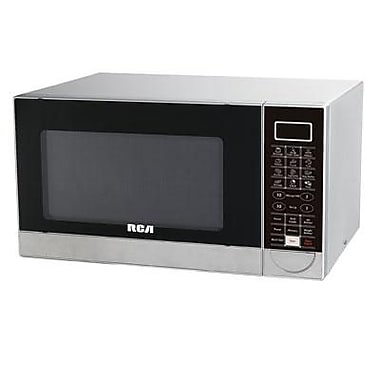 Curtis 1.1 cu. ft. Grill Microwave Oven, Stainless Steel (RMW1182)