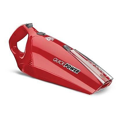 Dirt Devil® Quick Power Cordless Bagless Handheld Vacuum, Red (M0896)