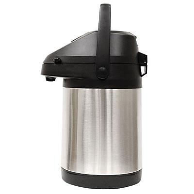 Epoca® Primula® 2.5 Liters Thermal Beverage Dispenser, Black (PES-5125)