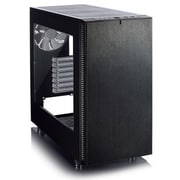 Fractal Design Define S Window Mid-Tower Computer Case, 5xBay, for Mini ITX/Micro ATX/ATX Motherboard (FD-CA-DEF-S-BK-W)