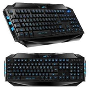 Genius® Scorpion K5 31310469100 USB Wired Gaming Keyboard, Black