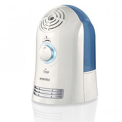 HoMedics® 1 gal Cool Mist Ultrasonic Humidifier, Off White (UHECM45)